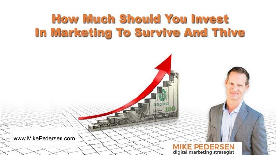 how much money to invest in marketing